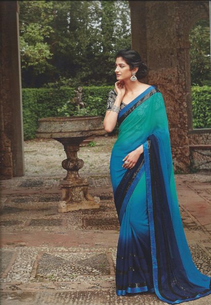 3-tone-sari-navy-blue-sea-green-with-stones-365-p