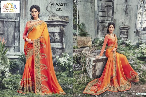 dark-light-orange-sari-with-gold-cutwork-1304-p