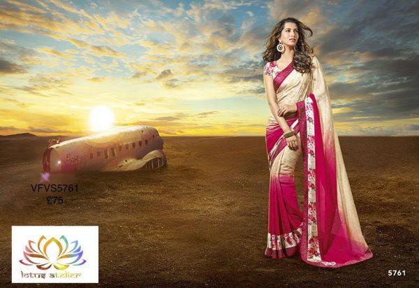 fuchsia-pink-beige-sari-with-floral-stonework-border-1367-p