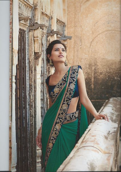 jade-green-sari-with-blue-gold-border-342-p