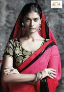 red-pink-black-shaded-sari-with-black-squin-border-2-1272-p