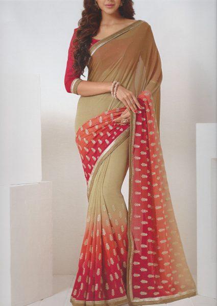 red-print-gold-sari-390-p