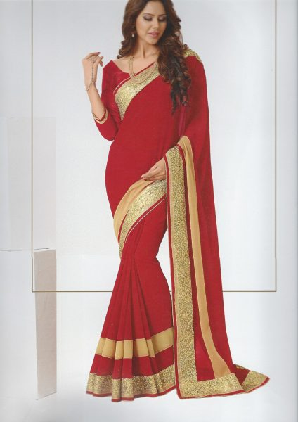 red-sari-with-gold-border-386-p