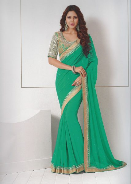 sea-green-gold-sequins-mesh-sari-391-p
