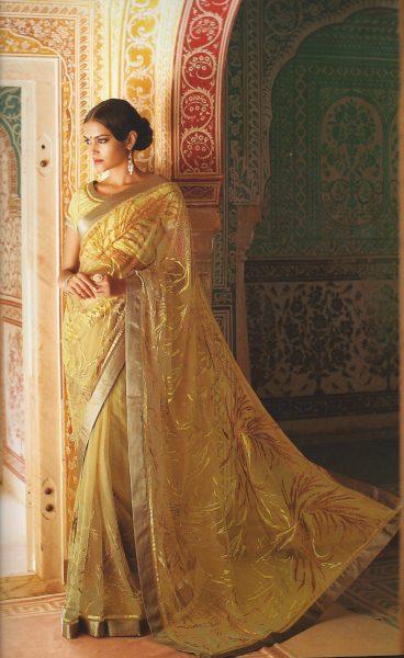 yellow-beige-thread-work-sari-375-p